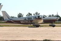 N629CG @ VNC - Part of the Venice Municipal General Aviation scene
