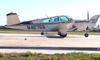 N4275S @ VNC - Part of the Venice Municipal General Aviation scene