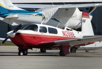 N126BE @ VNC - Part of the Venice Municipal General Aviation scene