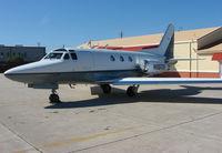 N8500 @ VNC - Classic Sabreliner in the Floirda sun
