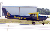 N463TC @ VNC - Part of the Venice Municipal General Aviation scene