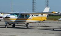 C-FLDF @ VNC - Canadian Cessna 'snowbird' enjoying the Florida Winter sun