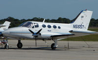 N515ST @ VNC - Part of the Venice Municipal General Aviation scene