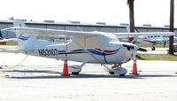 N53107 @ VNC - Part of the Venice Municipal General Aviation scene