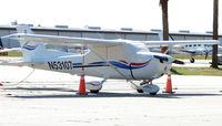N53107 @ VNC - Part of the Venice Municipal General Aviation scene