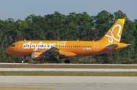 N553SX @ PGD - Did not expect to see an Airliner when I visited Charlotte County - by Terry Fletcher