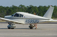 N5952U @ PGD - Piper at Charlotte County