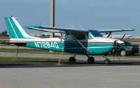 N7284G @ PGD - Cessna 172 at Charlotte County - by Terry Fletcher