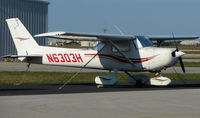 N6303H @ PGD - Cessna 152 at Charlotte County