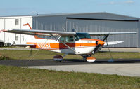 N1025V @ PGD - Cessna 172 at Charlotte County