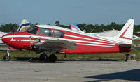 N2196P @ PGD - Another angle on the Pa-23 at Charlotte County