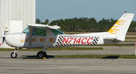 N714CC @ PGD - Cessna 150 at Charlotte County