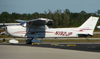 N192JP @ PGD - Cessna 172 at Charlotte County