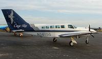 N2615G @ RSW - Cape Air C402 at Southwest Florida Int