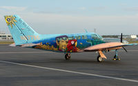 N67786 @ RSW - Must be one of the most colourful schemes on a Cessna 402