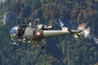 3E-KR @ LOXA - Alouette III - by Stefan Rockenbauer