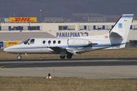 OE-FHW @ LNZ - Daedalos Cessna 500 Citation 1 - by Thomas Ramgraber-VAP