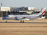 C-GXPS @ CYYC - Cleared for take-off on Rwy 34 - by CdnAvSpotter