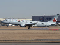 C-FHLH @ CYYC - New Air Canada Embraer 190 - by CdnAvSpotter