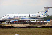 YV1681 @ TMB - 40 year old Gulfstream II at Kendall Taimiami in Feb 2008
