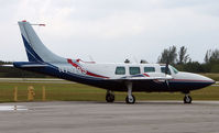 N7529S @ TMB - 34 year old Aerostar 601 still looking in good condition