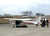 C-FSNV @ GPM - At Grand Prairie Municipal - One of three Canadian registered airplanes on the ramp today - by Zane Adams