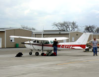 C-GPTO @ GPM - At Grand Prairie Municipal - One of three Canadian registered airplanes on the ramp today - by Zane Adams