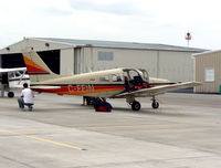C-FEIN @ GPM - At Grand Prairie Municipal - One of three Canadian registered airplanes on the ramp today - by Zane Adams