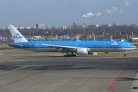 PH-BVA @ EHAM - KLM - Royal Dutch Airlines Boeing 777-300 - by Thomas Ramgraber-VAP