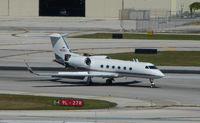 N312EL @ FLL - Gulf1159C arriving at Ft.Lauderdale Int