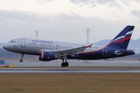 VP-BUK @ VIE - Airbus A319-111