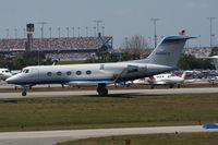 N102CX @ DAB - Gulfstream II belonging to Clorox