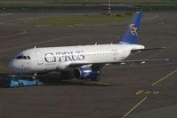5B-DBO @ EHAM - Cyprus Airways Airbus A319 - by Thomas Ramgraber-VAP