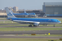 PH-AOD @ EHAM - KLM - Royal Dutch Airlines Airbus A330-200