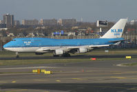 PH-BFM @ EHAM - KLM - Royal Dutch Airlines Boeing 747-400