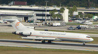 N808EA @ FLL - This Capital Cargo B727F  shaw passenger service with Eastern Airlines through the 1980s