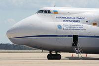 UR-82027 @ MCO - Antonov Design Bureau
