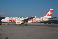 HB-IJM @ VIE - Swiss Airbus 320 - by Yakfreak - VAP
