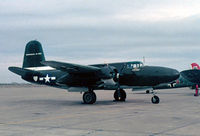 N67921 @ HRL - The ill fated CAF A-20 Havoc at Harlingen - http://www.ntsb.gov/ntsb/brief.asp?ev_id=20001213X27053&key=1 - by Zane Adams