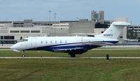 N508FX @ PBI - The business aircraft traffic at West Palm Beach on the Friday before President's Day always provides the aviation enthusiast / photographer with a treat