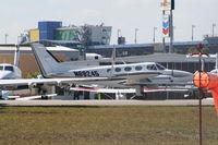 N68245 @ DAB - Cessna 340A