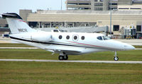 N1CR @ PBI - The business aircraft traffic at West Palm Beach on the Friday before President's Day always provides the aviation enthusiast / photographer with a treat