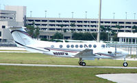 N888FM @ PBI - The business aircraft traffic at West Palm Beach on the Friday before President's Day always provides the aviation enthusiast / photographer with a treat
