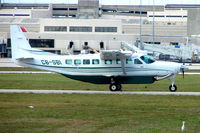 C6-SBI @ PBI - Another Bahamas registered Cessna Caravan at West Palm Beach - by Terry Fletcher
