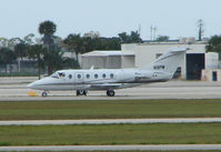 N9PW @ PBI - The business aircraft traffic at West Palm Beach on the Friday before President's Day always provides the aviation enthusiast / photographer with a treat