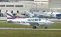 C6-CAL @ PBI - Pa27 at West Palm Beach - by Terry Fletcher