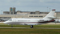 N253QS @ PBI - The business aircraft traffic at West Palm Beach on the Friday before President's Day always provides the aviation enthusiast / photographer with a treat