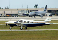 C-GKTT @ PBI - The business aircraft traffic at West Palm Beach on the Friday before President's Day always provides the aviation enthusiast / photographer with a treat - by Terry Fletcher