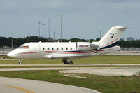 N604HF @ PBI - The business aircraft traffic at West Palm Beach on the Friday before President's Day always provides the aviation enthusiast / photographer with a treat
