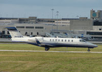 N433FX @ PBI - The business aircraft traffic at West Palm Beach on the Friday before President's Day always provides the aviation enthusiast / photographer with a treat